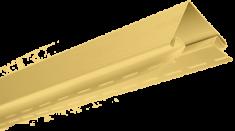"Планка ""наружный угол"" жёлтая Т-12 - 3,00м"