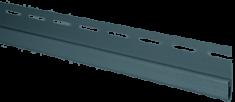 "Сайдинг Планка ""финишная"", 3660 мм, цвет Серо-голубой"