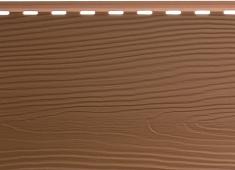 Альта-Борд Вспененный сайдинг Светло-коричневый