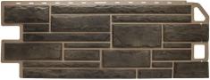 Фасадная панель Камень (малахит)